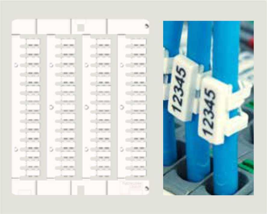Adernmarker TMC151632WS