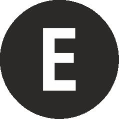 E Erde